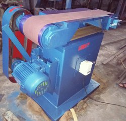 Horizontal Belt Grinder