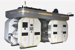 Ishan Cl Flexo Printing Machine