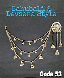 Traditional Antique Jhumka Hanging Earrings