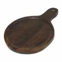 Wooden Platter - Round