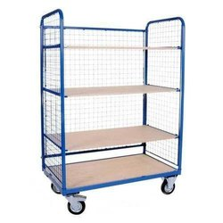 Mesh Sided Picking Trolley