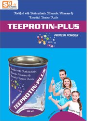 Protein(15%) 20g   Vitamin a 2000iu   Vitamine D3 500iu   Vitamin c 30mg