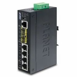 4 Port Managed Industrial Ethernet Switch
