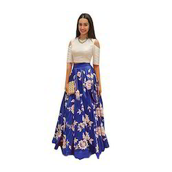 Long Skirts in Surat, Gujarat | Lambe Skirt Manufacturers in Surat