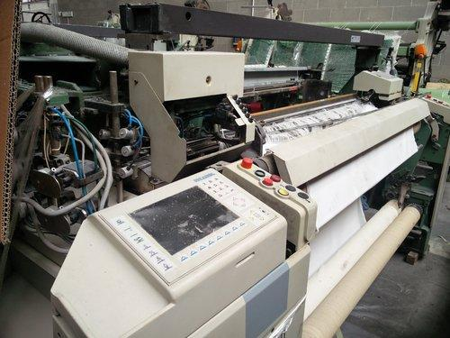 Pre-owned Textile Weaving Looms - Toyota 710 AIRJET Loom with