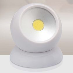Round Magnetic 720 Degree Work Light, 5 W