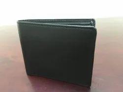 Bi Fold Gents Leather Wallet Purse 306, Card Slots: 6