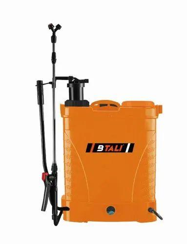 Agricultural Dual Sprayer Btali Bt 16 Ads