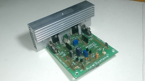 Mosfet Audio Amplifier Board