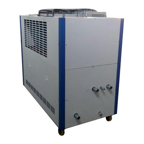 Blue Tech Single Phase Water Chiller Unit, Capacity: 250