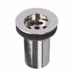 Stainless Steel SS Waste Coupling, for Bathroom Fitting, Size: 3.5 Inch X 32 Mm