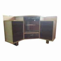 4 Feet L Shape TV Corner