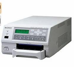 Sony Color Printer, Paper Print