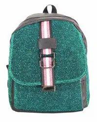 Green Girls Backpack