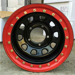 Alloy Wheels ( Dummy Bead Lock Rims R15 & R16  )