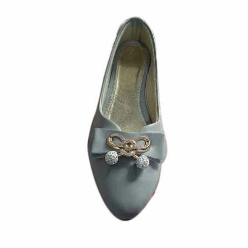 Ladies Designer Belly Shoes, Size: 6