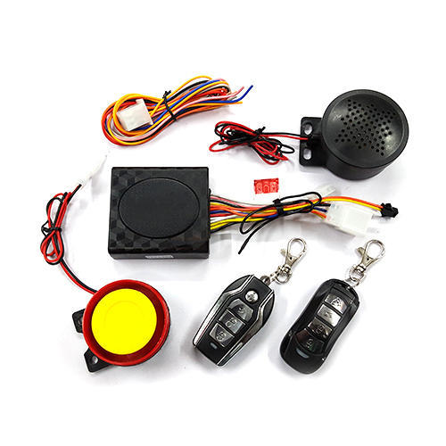 Xtremz Talking Anti Theft Security Alarm System With Double Remote Model E For Bikes At Rs 1199 Piece Bike Accessories Id 20469514688