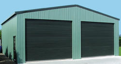 SS Industrial Sheds
