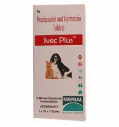 Ivec Plus(Praziquantel Ivermectin)Tablets