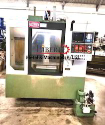 Traub Vertical Machining Centre (VMC)