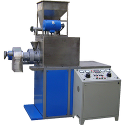Three Phase Kurkure extruder, Automation Grade: Automatic, Voltage: 380V