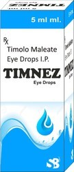 Allopathic Timolol Maleate Eye Drop
