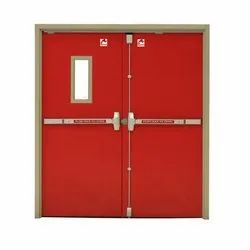 Commercial Fire Resistant Door