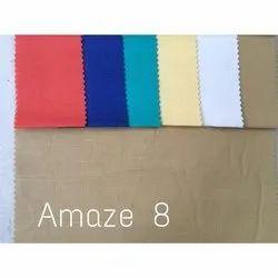 Satin Linen Shirting Fabric