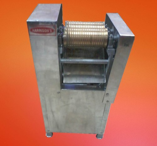 harrison s ayurvedic pills making machine rs 28000 unit id