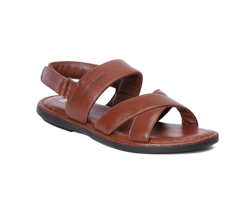 Red Chief Genuine Leather Tan Casual