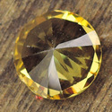 Yellow American Zircon
