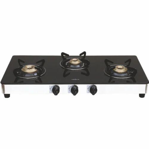Size 77cm 3 Burner Gas Stove Rs 4999 Piece Unique Kitchen Appliances Id 20289388055