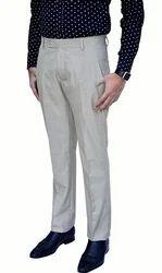 BRN Mix Formal Pant