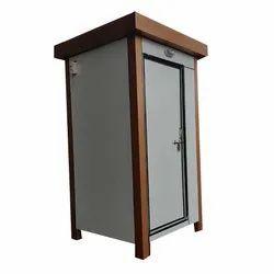 Prefabricated Portable Toilet Cabin