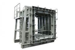 RCC Concrete Box Culvert Machine