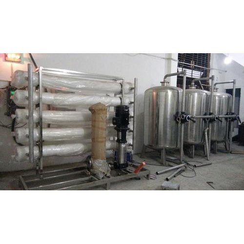 15000 LPH Industrial RO Plant IN SS