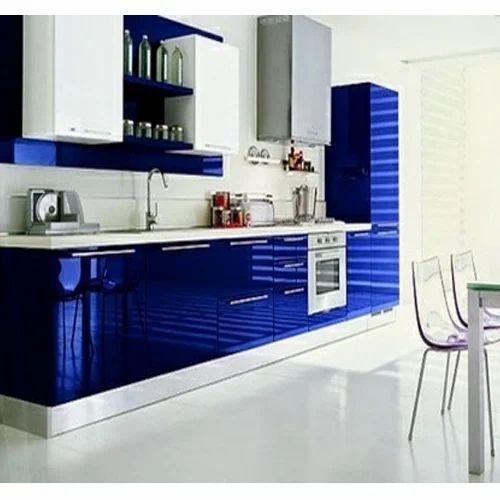 Design Modular Kitchen At Rs 200000 Set: Stylish Modular Kitchen At Rs 200 /square Feet