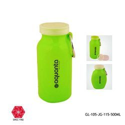 Silicone Water Bottle-GL-105