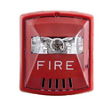 W-HSR Fire Alarm Wall Strobe