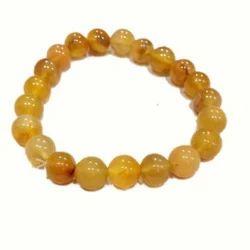 Yellow Hakik Bracelet