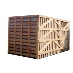 Wooden Packaging Crate box