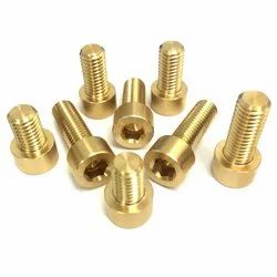 Brass Screws and Pins