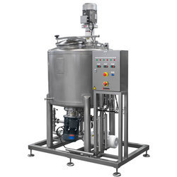 Dry Powder Skid