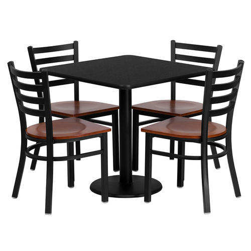 Restaurant Dining Table Height 36 Inch Nrj Interior Id 18758988248 - What Height Chairs For 36 Inch Table