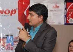 Manish Nakrani (MD - Redwop Chemicals Pvt. Ltd. , Rajkot,Gujarat,India)