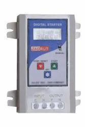 Jagrut Plastic Auto Digital Motor & AC Starter, Voltage: 230V