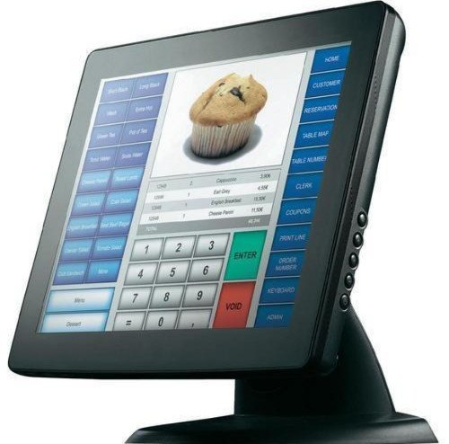 Posiflex 3316E Touch POS, Memory Size: 4 Gb 64 Gb Ssd