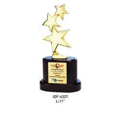 Promotional Star Award Trophy