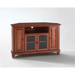 RK Furniture Brown RK-2338 Wooden TV Table, For Home