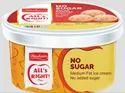 Dinshaws Anjeer Badam No Sugar Ice Cream, Packaging Type: Box
